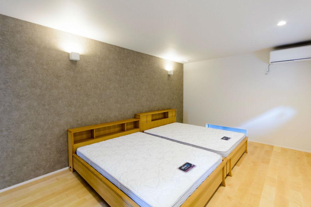 モダンリビング・寝室