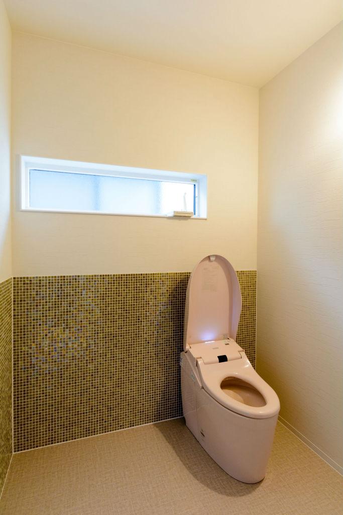 モダンリビング・トイレ