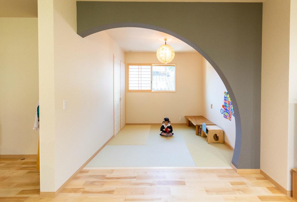 和の家 -四季彩-・畳コーナー