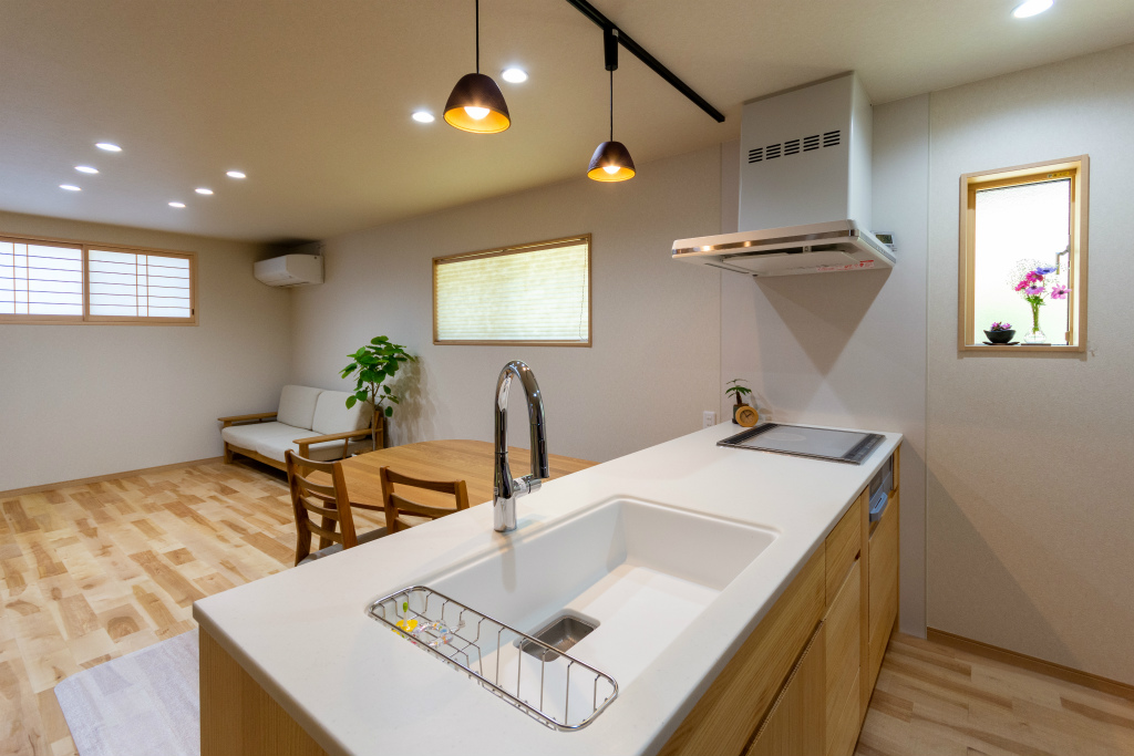 和の家 -四季彩-・キッチン