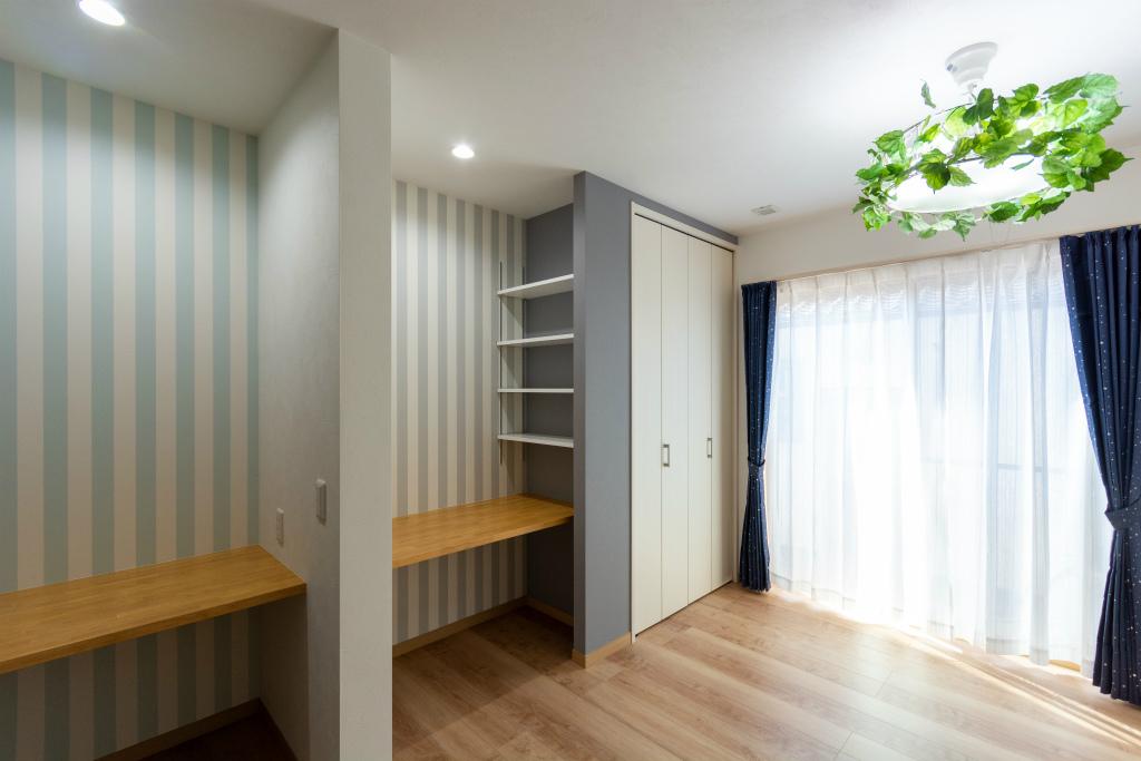 和の家 -四季彩-・子供部屋